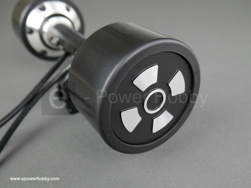 Longboard: BLDC Sensored 90mm HUB motor DIY KIT
