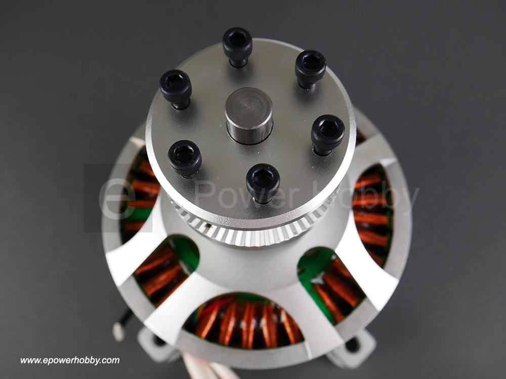 154120 Brushless Sensored Outrunner KV: 50