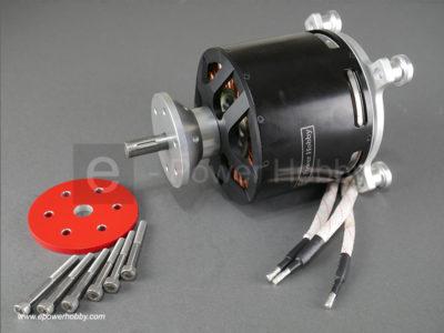 154120 Brushless Sensored Outrunner KV: 50 - E-Power Hobby, LLC