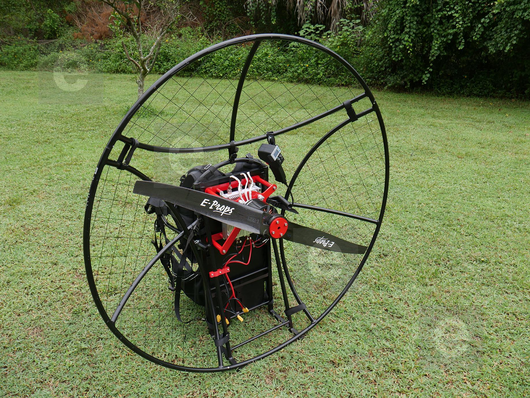 E-Paraglider Electric Paramotor Kit - E-Power Hobby, LLC
